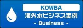 KOWBA海外水ビジネス実例