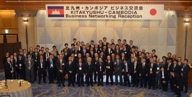 2019年 北九州・カンボジアビジネス交流会