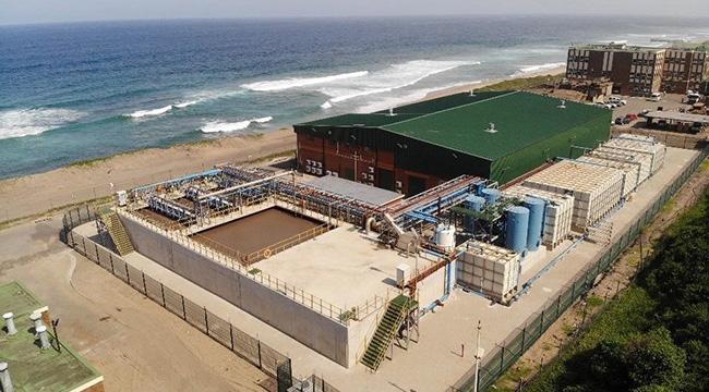 南アフリカ・ダーバン市の実証実験施設